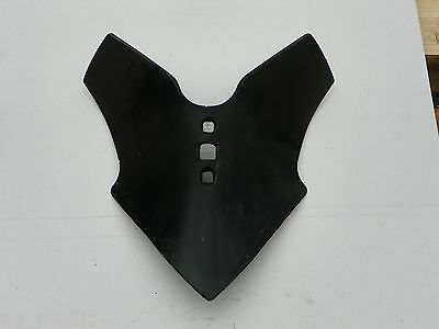 """12"""" Furrower Point (Middle Buster/Potato Plow)  3/16"""" Thick, 9-1/4 Cutting Width"""