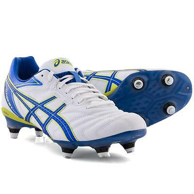 Asics Lethal Flash DS 3 ST Men's Rugby Boots Football Rugby Union P408Y-0142