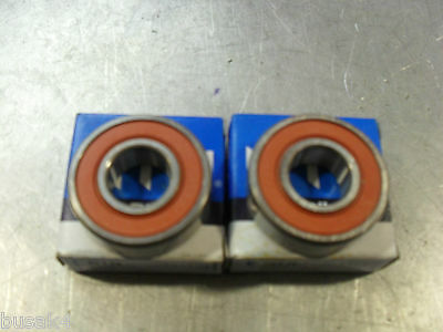Sinnis Apache 125 QM125GY ALL MODELS FRONT WHEEL BEARING S THE PAIR