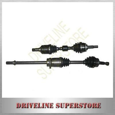A SET OF NISSAN PULSAR N15 SSS SR20 CV JOINT DRIVE SHAFTS 96-00  with ABS  Ring