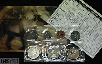 2001 P Canada Uncirculated Proof-Like Set