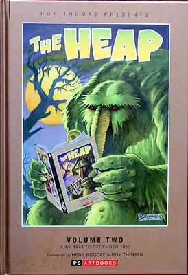 Roy Thomas Presents The Heap Volume Two (NM) `13