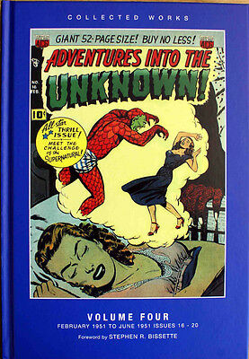 Adventures Into The Unknown Volume Four (NM) `13
