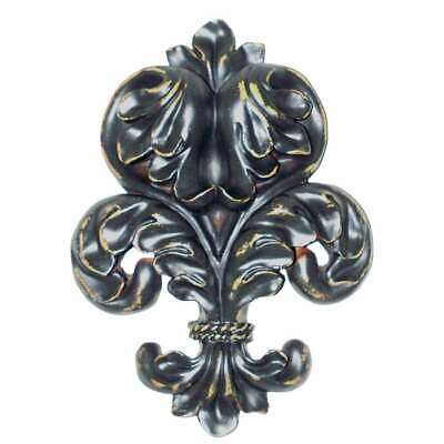 Hickory Manor Scroll Leaf/Blackberry - 6941BY