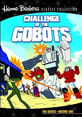 CHALLENGE OF THE GOBOTS VOLUME 1 New 3 DVD Set Hanna-Barbera Classic Collection