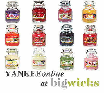 Yankee Candle Small Jar - Fruit Selection - From 25% OFF