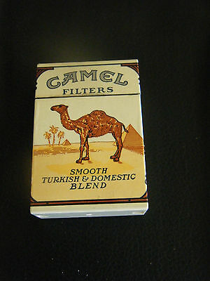 Collectible Camel Filters Hard Pack Disposable Lighter
