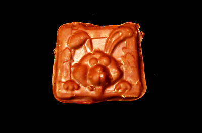 Rabbit Frame -Bunny Push Silicone Mold-Candy Cookie Crafts Cupcake topper