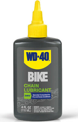 Wd-40 Bike Dry Chain Lube 118ml