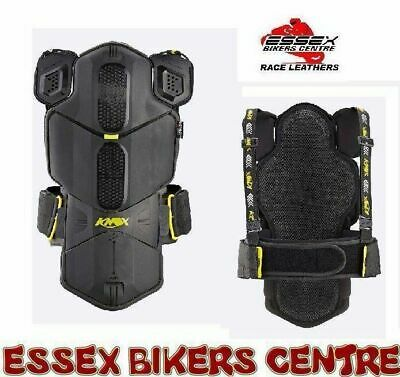 Knox V15 2015 Metasys Meta-Sys Ce Approved Back Protector New Reduced Weight