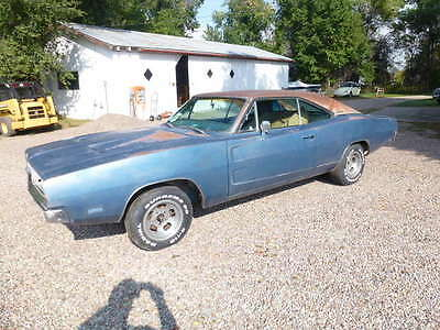 Dodge : Charger Charger Numbers Matching 1969 Dodge Charger ! ! !