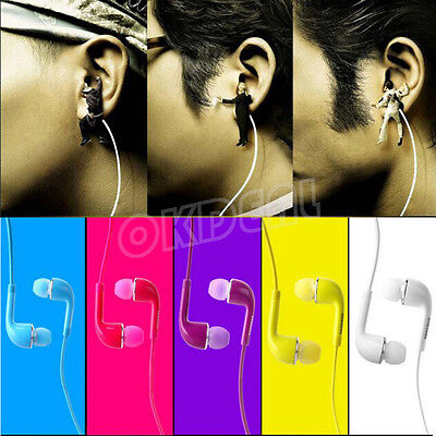Hot Sale 3.5mm In-Ear Stereo Earbud Headphone Earphone for Samsung With MIC