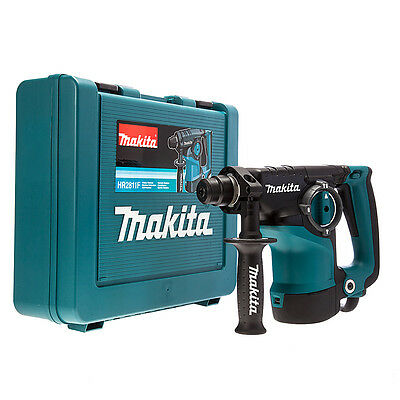 TASSELLATORE  MAKITA 800W 28MM C/LED SDS-PLUS MOD. HR2811F