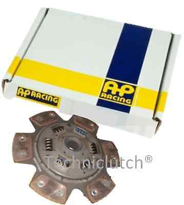 Ap 6 Paddle Clutch Driven Plate For A Ford Escort Rs Cosworth