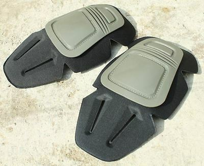 Airsoft Knee Insert Pads Trousers Gen Fits Crye Precision Green Od Fg Tmc