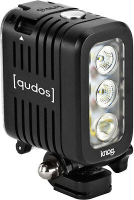 Knog Qudos Action Camera/GoPro Light BMX - Black RRP £89.99 CLEARANCE SALE!