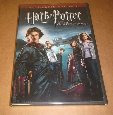 Harry Potter and the Goblet of Fire (DVD, 2006, Widescreen) ** BRAND NEW DVD **