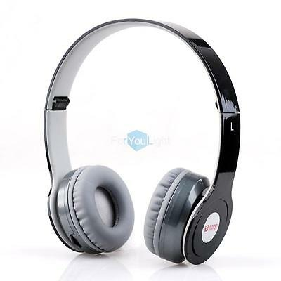 Foldable Wireless Bluetooth 3.0 Stereo Headphone Headset Music/Call Handsfree US