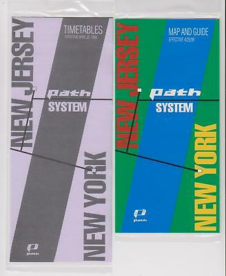 MINT  1999     PATH       Map - Guide - Timetable