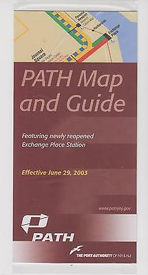 MINT    2003     PATH       Map - Guide - Timetable