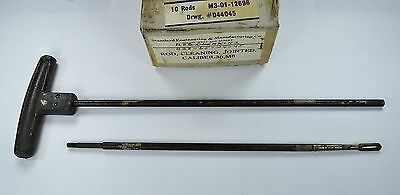 WWII Era USGI M1 Carbine M8 Cleaning Rod & Tip Set NEW  OLD STOCK