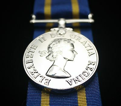 Canadian Federal Police Long Service Medal (English Version), Reproduction