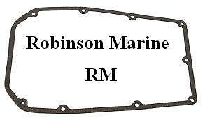 A Brand New Evinrude Johnson Outboard Airbox Gasket 3cyl 60hp-thru-75hp # 321794