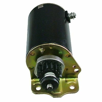 New Quality Electric Starter Motor For Briggs & Stratton Engine 499521 795121