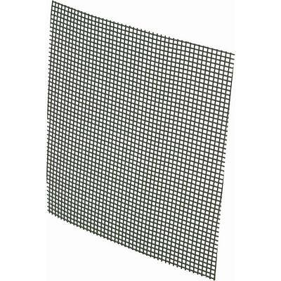 """3""""x3"""" Charcoal Self-Stick Screen Repair Patch by Prime Line P-8096"""