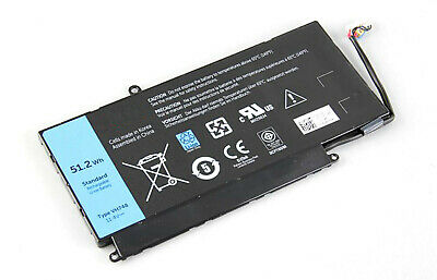 New 51.2Wh Genuine VH748 Battery for Dell Inspiron 14-5439 Vostro 5460 5470 5560