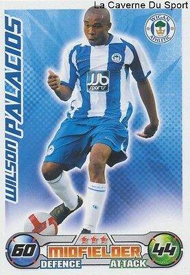Palacios # Honduras Wigan Athletic Stoke City.fc Card Premier League 2009 Topps