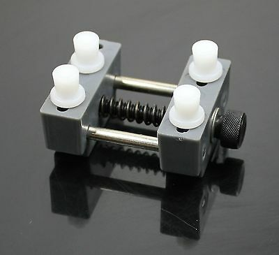 Mini Vise Holds Odd Shaped Parts Delicately Modeling Sculpting Tools