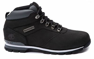 New TIMBERLAND Leather Boot Mens all sizes Black