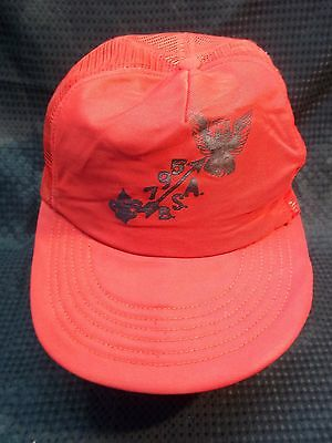 BS 1557 BSA Troop 795 RED Adjustable CAP