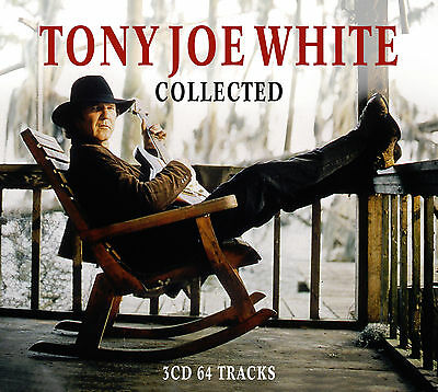 Tony Joe White COLLECTED Best Of 54 SONGS Collection NEW SEALED 3 CD