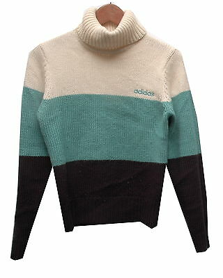 Adidas Maglione Sweater 80's Casual  Tg 40 A122