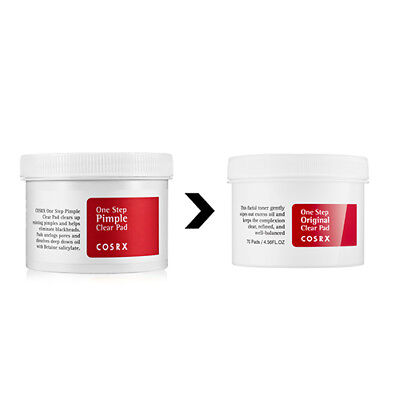 [COSRX] ONE STEP PIMPLE CLEAR PADS 70ea
