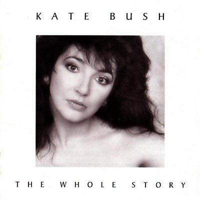 Kate Bush - The Whole Story (Brand New Cd)
