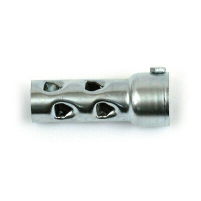 """Short 4"""" Exhaust Baffle fit 44mm/1.75"""" Drag Pipe Silencer (Baffle O.D. 41mm)"""