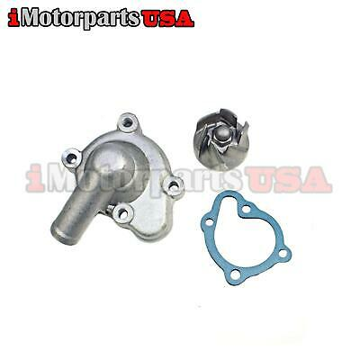 Water Pump Housing Set For Honda Helix Cn250 Elite Ch250 250Cc Touring Scooter