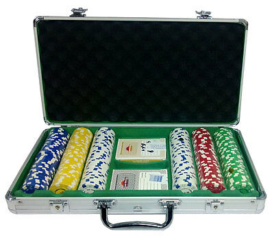 300 Desert Palace Casino 11.5 Poker Chips Custom Set You Choose Denominations