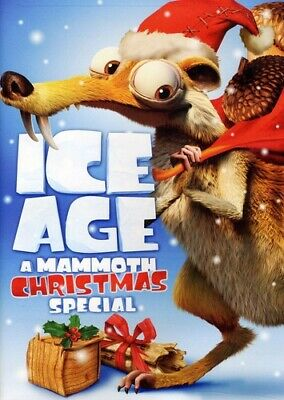 Ice Age A Mammoth Christmas Special (DVD, 2011) Widescreen New Sealed