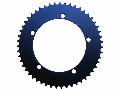 Chainring Track Single Fixie 144BCD x 1/8 x 51T Shun