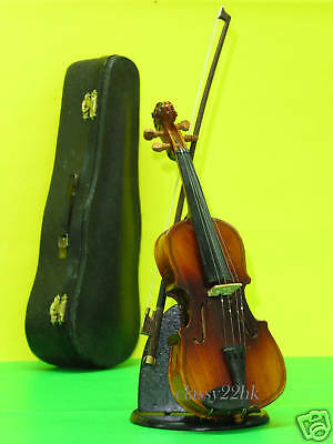23CM (9 Inches) MINI Musical Box VIOLIN Instrument LAST FEW SETS AVAILABLE SELL