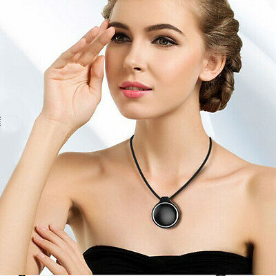 Necklace Stainless Steel Pendant Fitness Sleep Monitor For Misfit shine OK