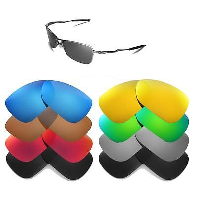 Walleva Replacement Lenses for Oakley Crosshair(2005 & 2006) - Multiple Options