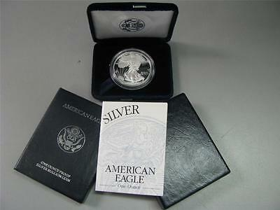 1994 P Proof Silver American Eagle Dollar US Mint Coin