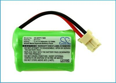 BY1131 Battery for Baby Monitor MOTOROLA MBP11
