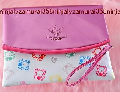 Card Captor Sakura pouch clutch bag promo CLAMP official anime まねるん誰や
