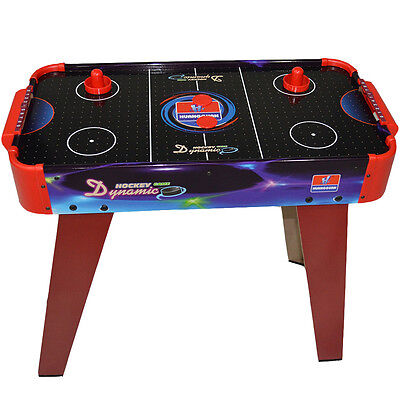 Air Hockey Indoor Gaming Game Table Kids Arcade Activity Sports Fun Play Home